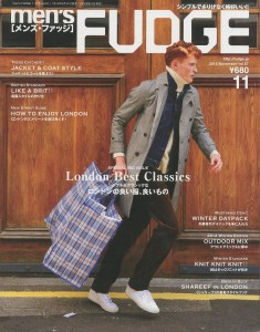 men's_FUDGE_11月号_cover_trimming
